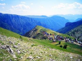 Lukomir - planinarenje