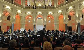 Sarajevo Philharmonic Orchestra at City Hall