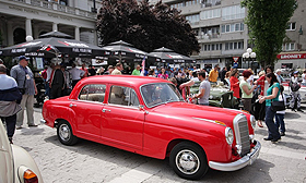 13th Old-timers Show in Sarajevo