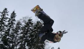 Snowboard utrka na Bjelašnici