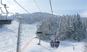 Skiing Season Still Running