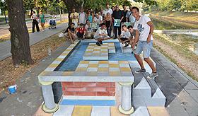 3D Street Art Festival