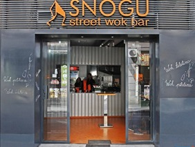 Street Wok Bar S-nogu